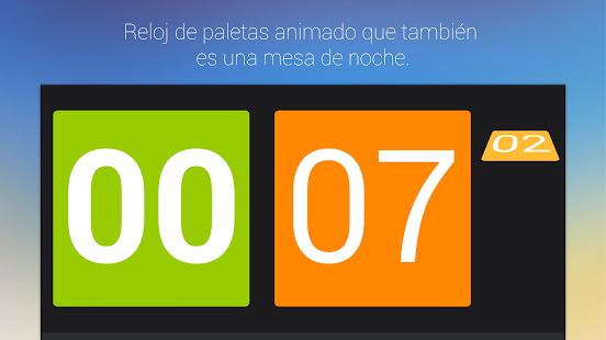 Reloj Parlante y Temporizador: miniatura de captura de pantalla