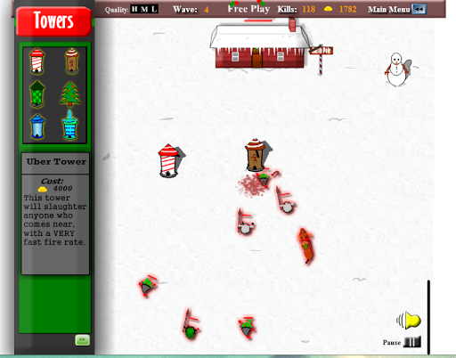 聖誕老人VS殭屍