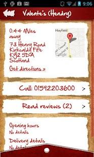Takeaway Finder- screenshot thumbnail
