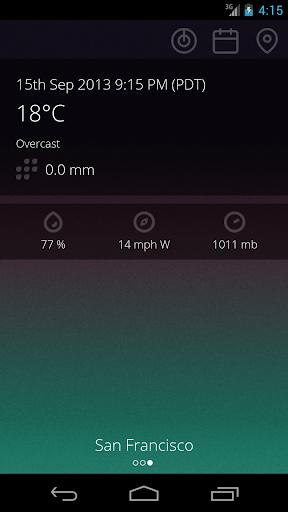 Umbrella Worldwide Weather App