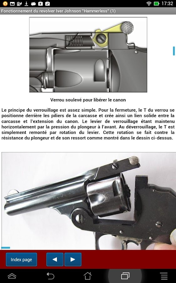 Revolvers Iver Johnson- screenshot