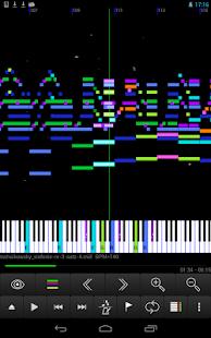 MIDI Voyager Karaoke Player - náhled