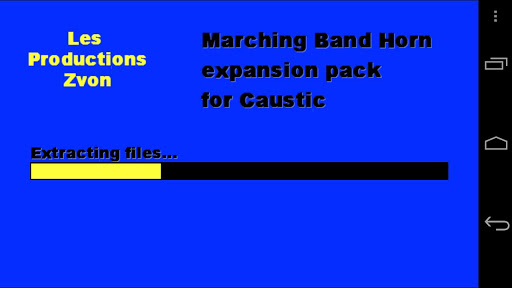 MB Horn for Caustic