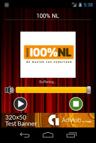 Radio 100 NL