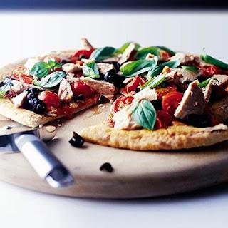 Ten-minute Tuna Pizza.