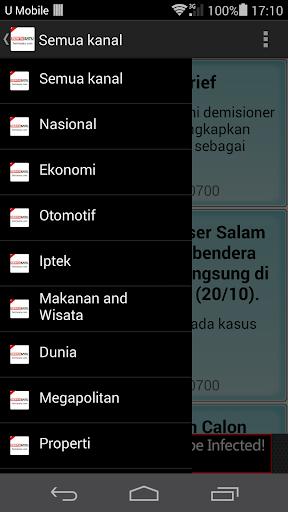 Beritasatu RSS Indonesian