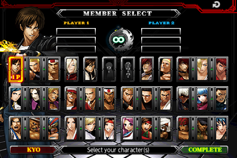 THE KING OF FIGHTERS-A 2012 - screenshot thumbnail