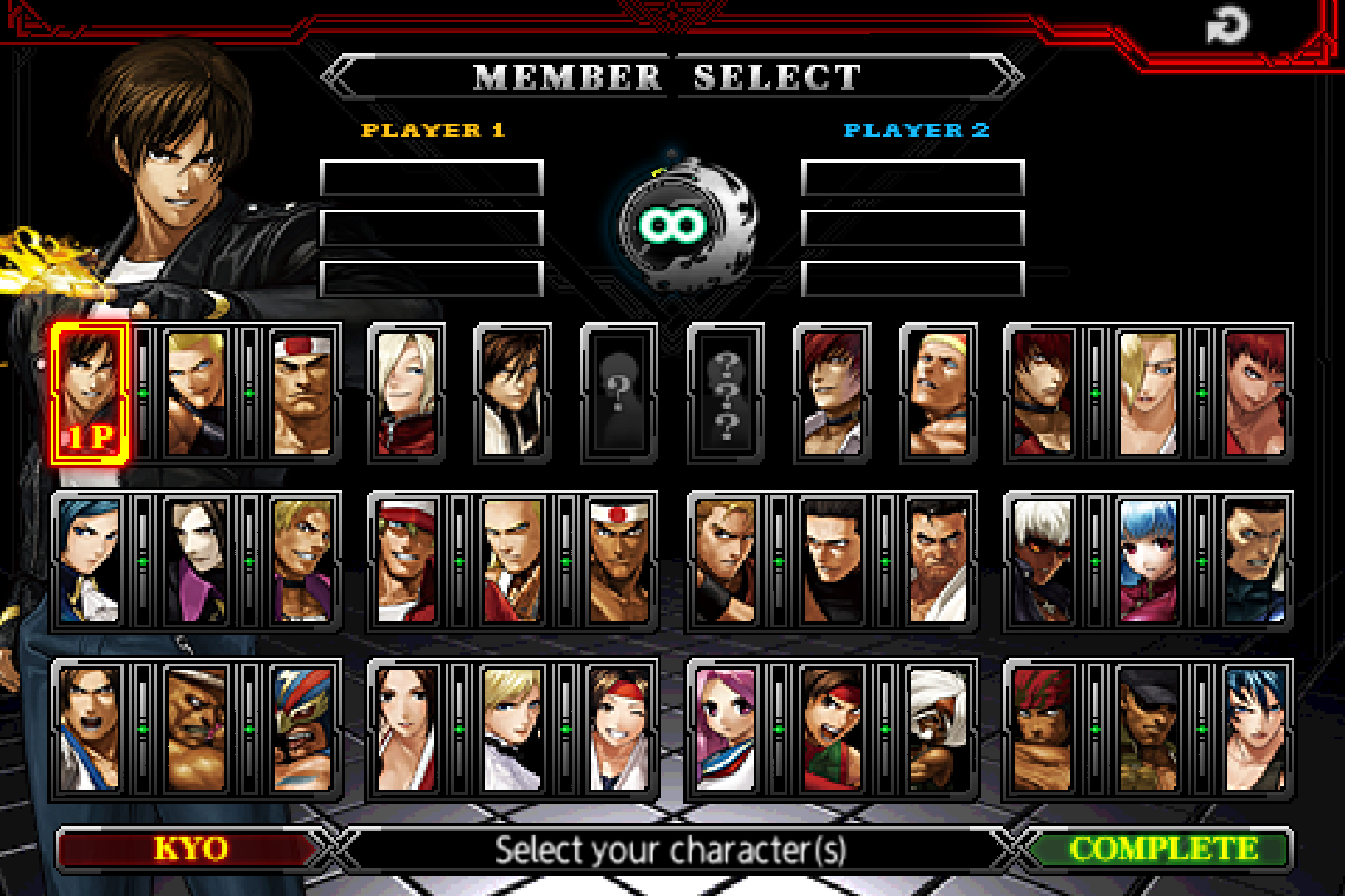 THE KING OF FIGHTERS-A 2012 screenshot #2