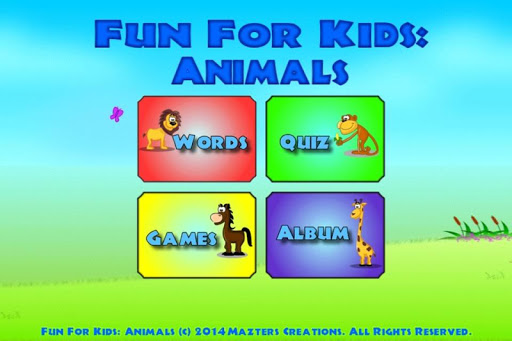 【免費教育App】Fun For Kids: Animals-APP點子