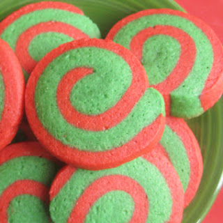 Grandma's  Pinwheel Sugar Cookies