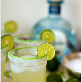 Agave Margaritas