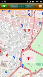 Athens Offline Travel Guide- screenshot thumbnail