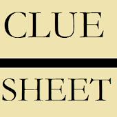 Clue Scorecard