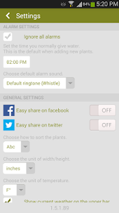 Garden Manager : Plant Alarm- screenshot thumbnail
