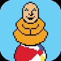 Bouncy Buddha icon