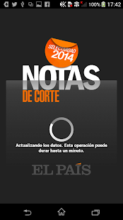 Notas de Corte 2014 - screenshot thumbnail