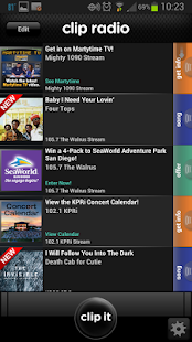 Clip Radio - screenshot thumbnail