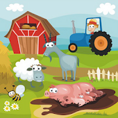 Baby Around the World Farm 2