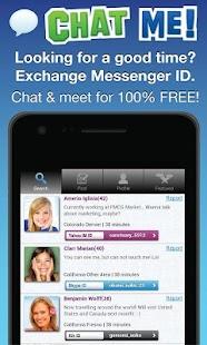 Chat Me -Flirt Chat Meet Date-