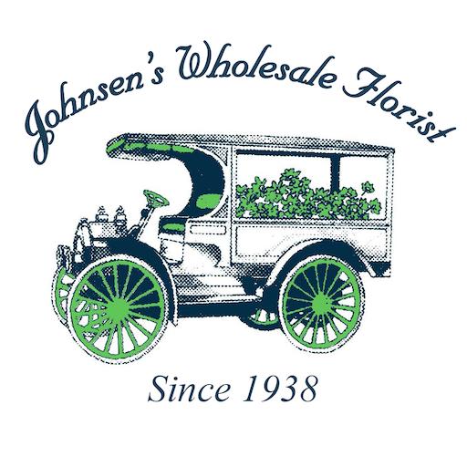 Johnsen's Wholesale Florist LOGO-APP點子
