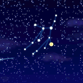 Constellation Live Wallpaper