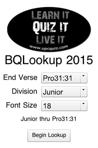 BQLookup15