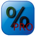 Percentage Calculator (PRO) logo