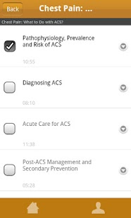 AAFP Learning Link Mobile - screenshot thumbnail