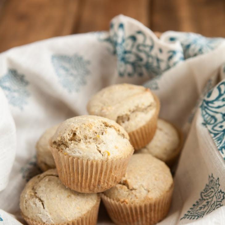 Rye Maple Muffins Recipe