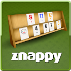 Stack Rummy Znappy icon