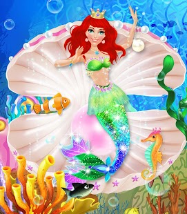Ocean Princess - Mermaid Salon- screenshot thumbnail