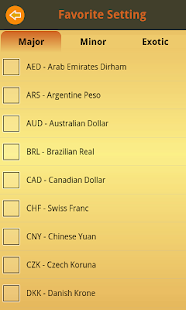 Currency Exchange Rate Free- screenshot thumbnail