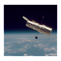 Hubble Images & Live Wallpaper icon
