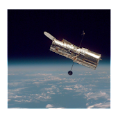 Hubble Images & Live Wallpaper