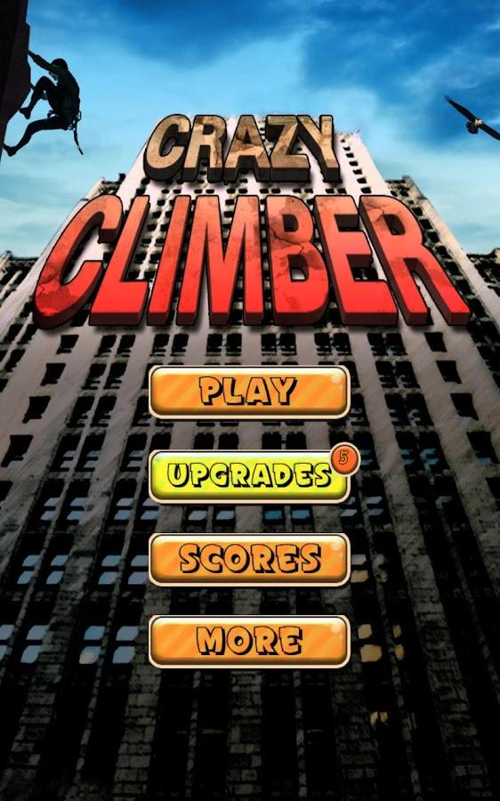 Crazy Climber - screenshot