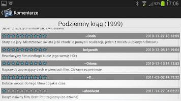 Screenshot of NapiDroid Lite