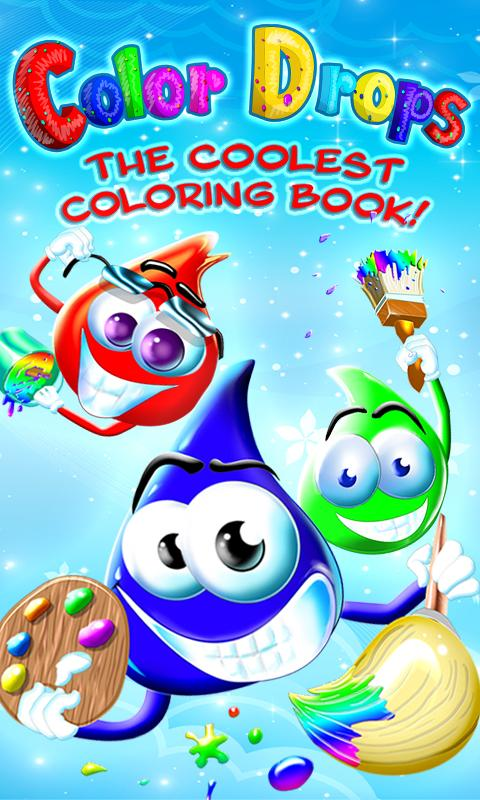 Color Drops - Draw & Paint- screenshot