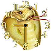Cobra cool clock
