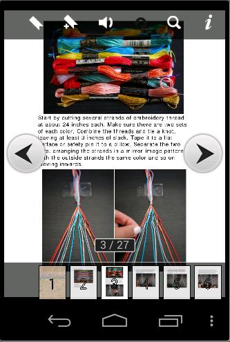 DIY Bracelets Set2