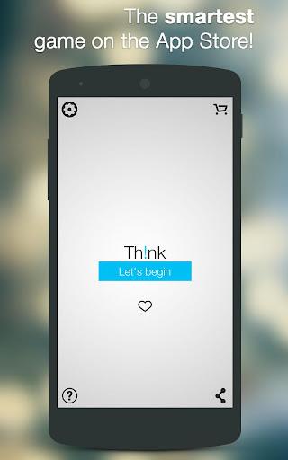 Think 1.63 screenshots 5