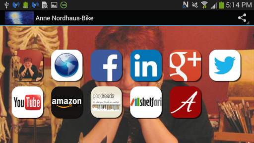 Anne Nordhaus-Bike