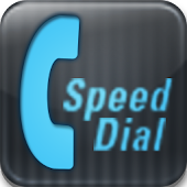 Speed Dial Dark Widget AD