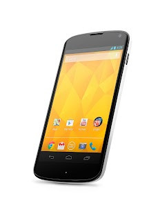 Nexus 4 with Bumper (White, 8GB) - screenshot thumbnail