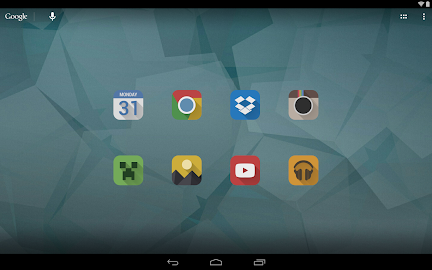 Lumos - Icon Pack Screenshot 5
