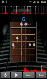 Guitar Music Analyzer Free- screenshot thumbnail