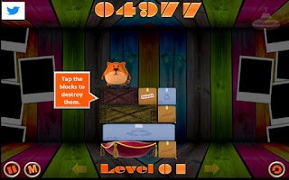 Screenshot of Kitty Drop v1.2