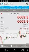 Screenshot of Barclays CFD/FST