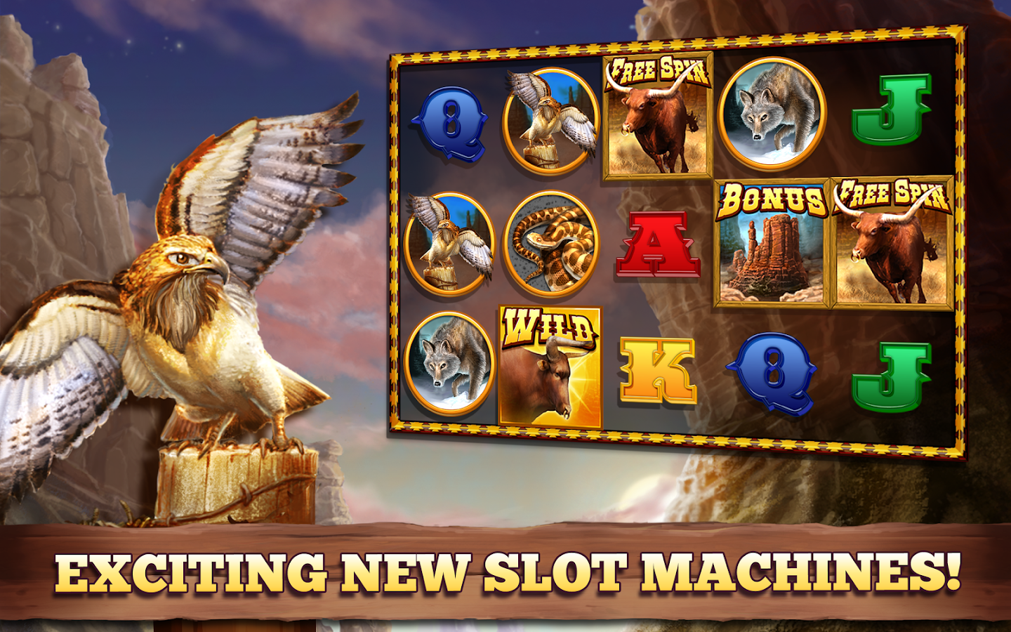 Longhorn Deluxe Slot Machine - Play Free Casino Slot Games