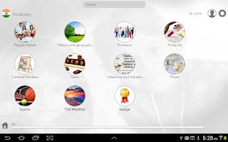Screenshot of Learn Telugu via Videos