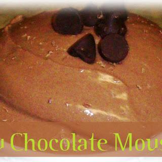 Tofu Choclate Mousse